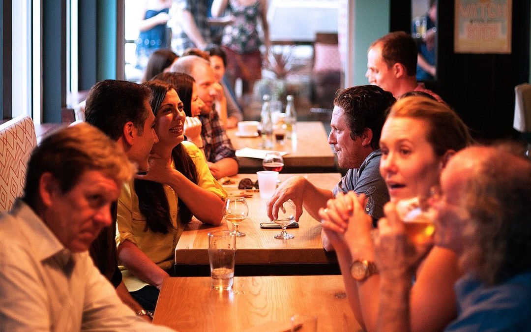 How MeetUps can boost cafe sales